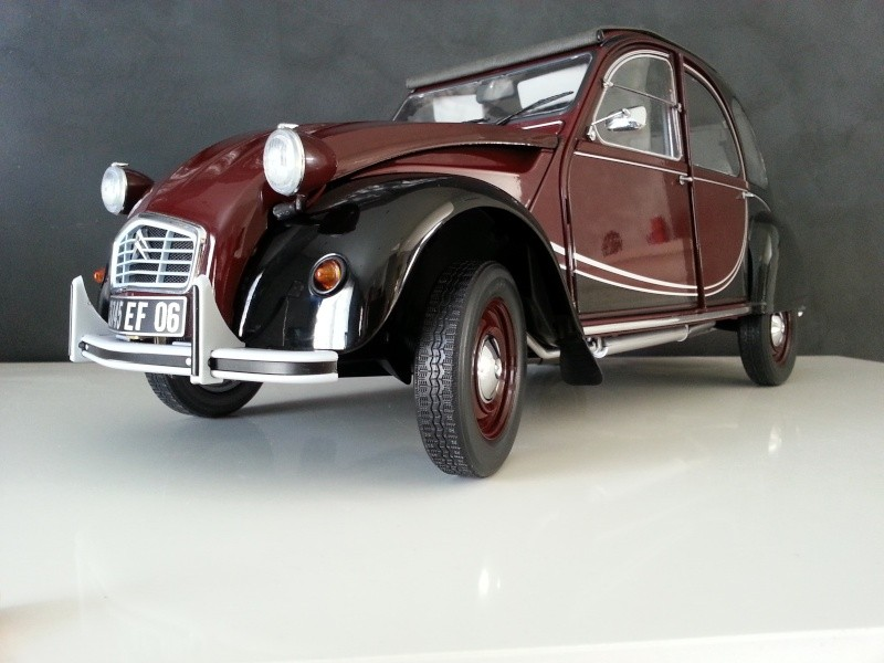 2cv charleston 1 8 edition altaya