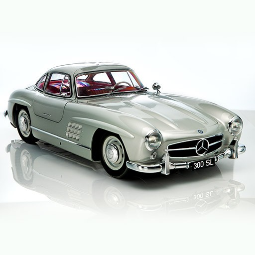 Modele Gullwing  Mercedes