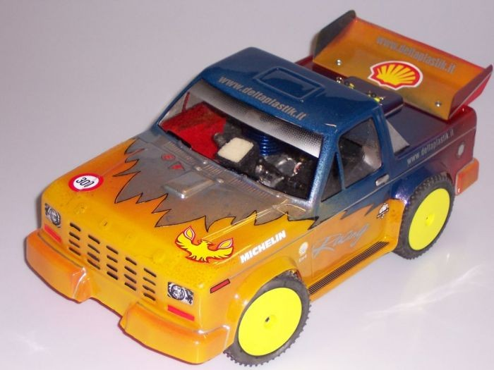 carrosserie lexan 1/16 pickup Ford F150 1980