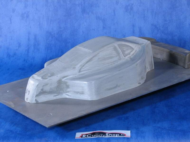 carrosserie 1:8 lexan buggy MP7.5