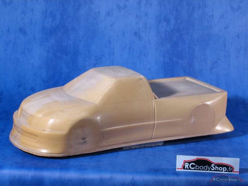 carrosserie lexan  Ford Pickup F150 1:10 200mm large