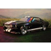 carrosserie lexan 1:5 Ford Mustang GT500 IQP racing