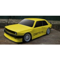carrosserie 1:5 lexan e30 Drift 515mm