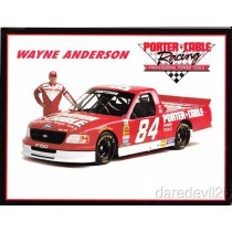 carrosserie f150 1:10 300mm wb nascar truck series 1998