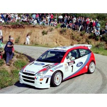 carrosserie lexan 1:10 ford focus wrc