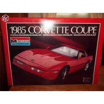 chevrolet corvette c4 1985 au 1/8 monogram