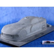 carrosserie lexan 1:10 chrysler viper en 240mm