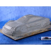 carrosserie 1/10 large lexan mercedes CLK GTR 240mm