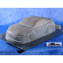 carrosserie 1/10 lexan peugeot 406coupe 250mm