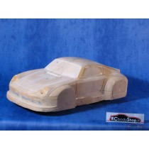 carrosserie lexan Porsche 911 type 993 au 1:10 en 250mm LARGE