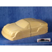 carrosserie lexan 1/10 230 large AMG-Mercedes CLK DTM touring car