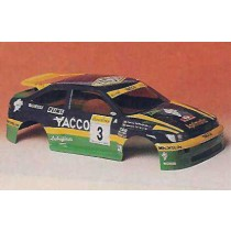 carrosserie lexan 1:10 escort cosworth 240mm large