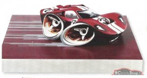 figurine voiture Speed Freaks LeMans '64  ford gt40